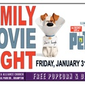 Family Movie Night - The Secret Life of Pets 2