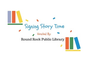 Signing StoryTime