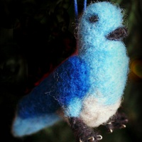 Create Together: 3D Needle Felted Sculptures