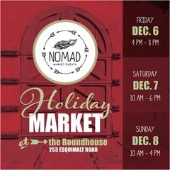 Nomad Holiday Market