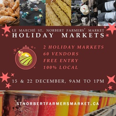 Holiday Market Fun!