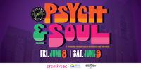 Vinyl Envy presents: Psych & Soul Weekend