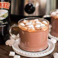 Hot Chocolate and Baked Goodies Social
