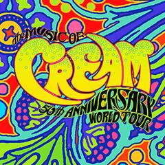 The Music of Cream: 50th Anniversary World Tour