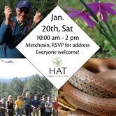 Camas Hill Habitat Restoration Day - Metchosin