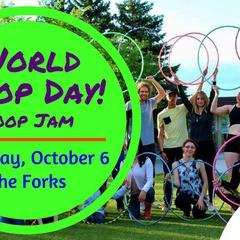 World Hoop Day! Free Hoop Jam