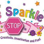 The Sparkle Stop with Sparkle Tattoo