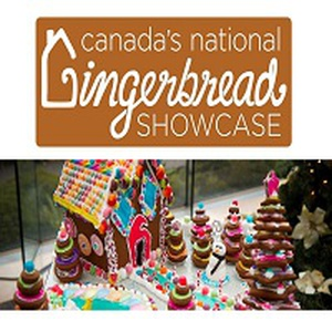 Victoria's 11th Annual Gingerbread Showcase