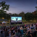 Sorauren Park - Crazy For Swayze Double Bill: The Iron Giant