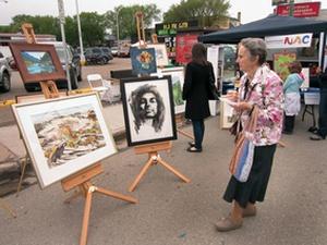 Cathedral Village Arts Festival