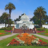 Sound Meditation at The Conservatory of Flowers