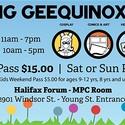 Spring Geequinox