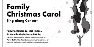 Family Christmas Carol Sing-Along