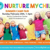 Nurture My Child Summer Camp Fair