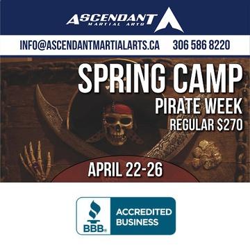 Ascendant Martial Arts's promotion image