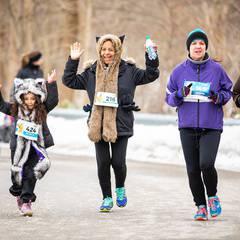 Move Your Paws for the Polar Bear Cause 5K & 1K Run/Walk