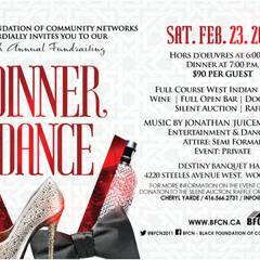 9th Annual BFCN - Black Foundation of Community Networks Dinner & Dance