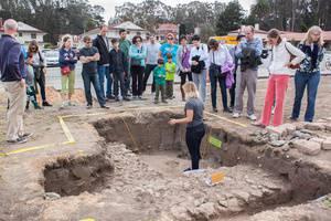 Presidio Discovery: Archaeology