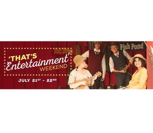That's Entertainment Weekend