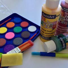 Spring Break: Painting Day
