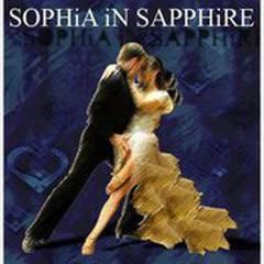 Sophia in Sapphire