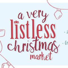 A Very Listless Christmas Market