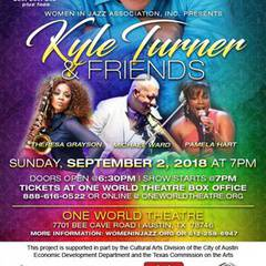 Kyle Turner & Friends featuring Michael Ward, Theresa Grayson and Pamela Hart