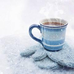 A Wintery Tea and A Tale
