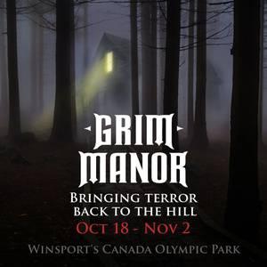 Grim Manor - Calgary's Premier Haunted Attraction