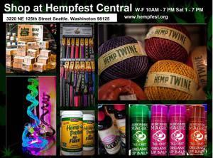 Happy 6th Birthday Hempfest Central