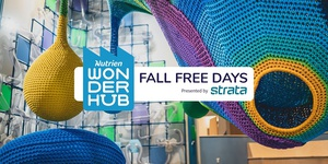Fall Free Days presented by Strata