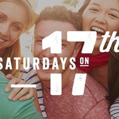 Saturdays on 17th