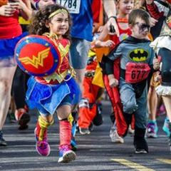 2019 CASA Superhero Run