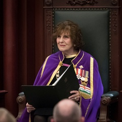 In Conversation: Lieutenant Governor Lois E. Mitchell