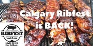 Calgary Ribfest 2018