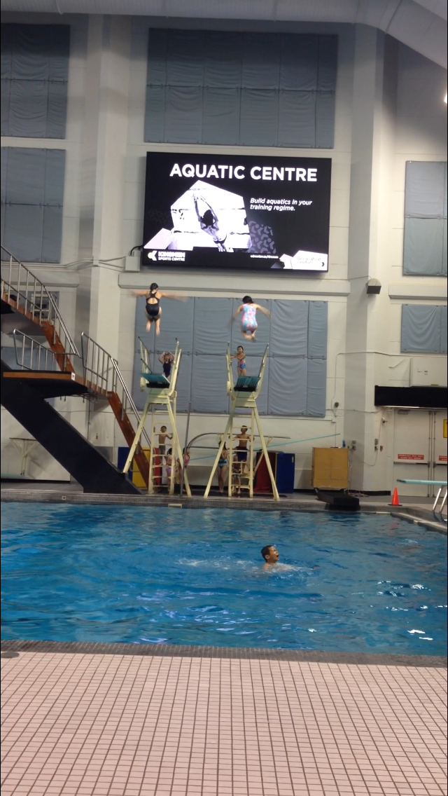 Alberta Diving And Swimming Club