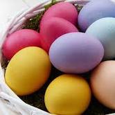 Easter Hunt and Fun Bingo