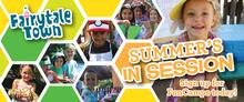 Fairytale Town Summer FunCamps 2018- Super Senses