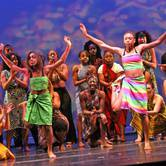 African Song and Dance in Troutdale