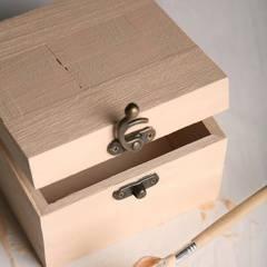 Spring Break - Treasure Boxes