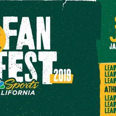 Oakland A's FanFest presented by NBC Sports California