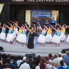 Annual AlohaFest Toronto at Mel Lastman Square