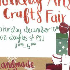 HOLIDAY ARTS & CRAFTS FAIR - STUDENT MAKERS