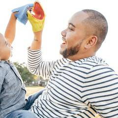 Raising a Secure Child—The Child-Parent Relationship