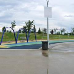 The Castle Downs Playground
