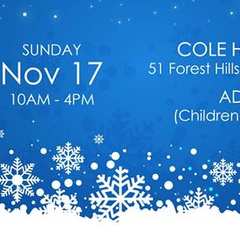 Christmas in Cole Harbour Craft Market