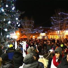 Snowflake Festival Light Up