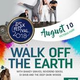 Regina Folk Festival 2018 Friday (Single Night)