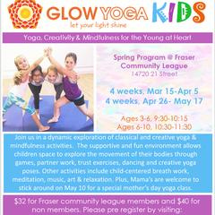 4-Week Kids Yoga Series