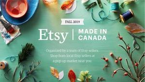 Regina Etsy Made In Canada Market